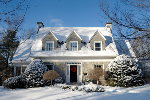 Houston Home Insurance Winter